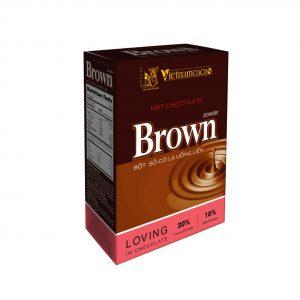 Bột Hot Brown 1