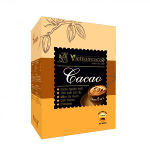 Cacao 5in1 160g 1