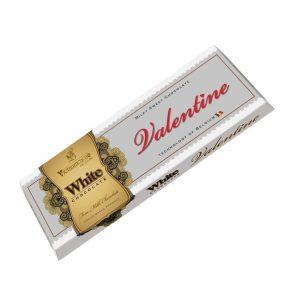 Chocolate Valentine White